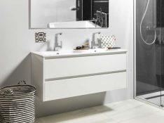 Drie trends in sanitair: Monochrome
