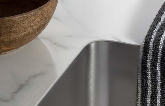 TopZero spoelbakken met unieke uitstraling