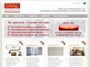 Website voor keukenrenovatie