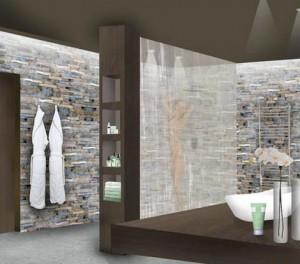 Ontspan in een natuurlijke badkamer - Voorlichtingsburo Wonen