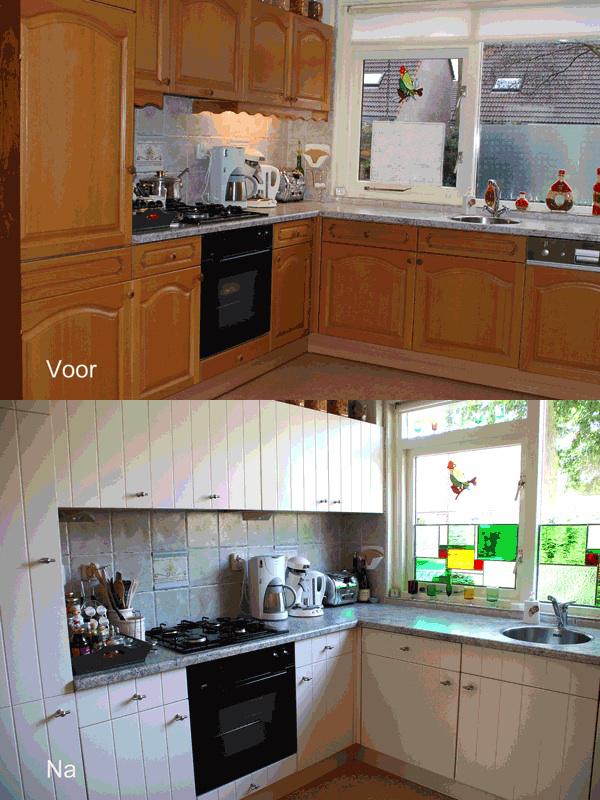 Keuken Keukenrenovatie : Keukenrenovatie voor een nieuwe look – Voorlichtingsburo Wonen