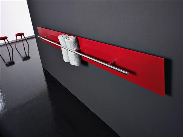 Designradiator Teso in kleur