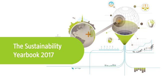 sustainability yearbook Robecosam