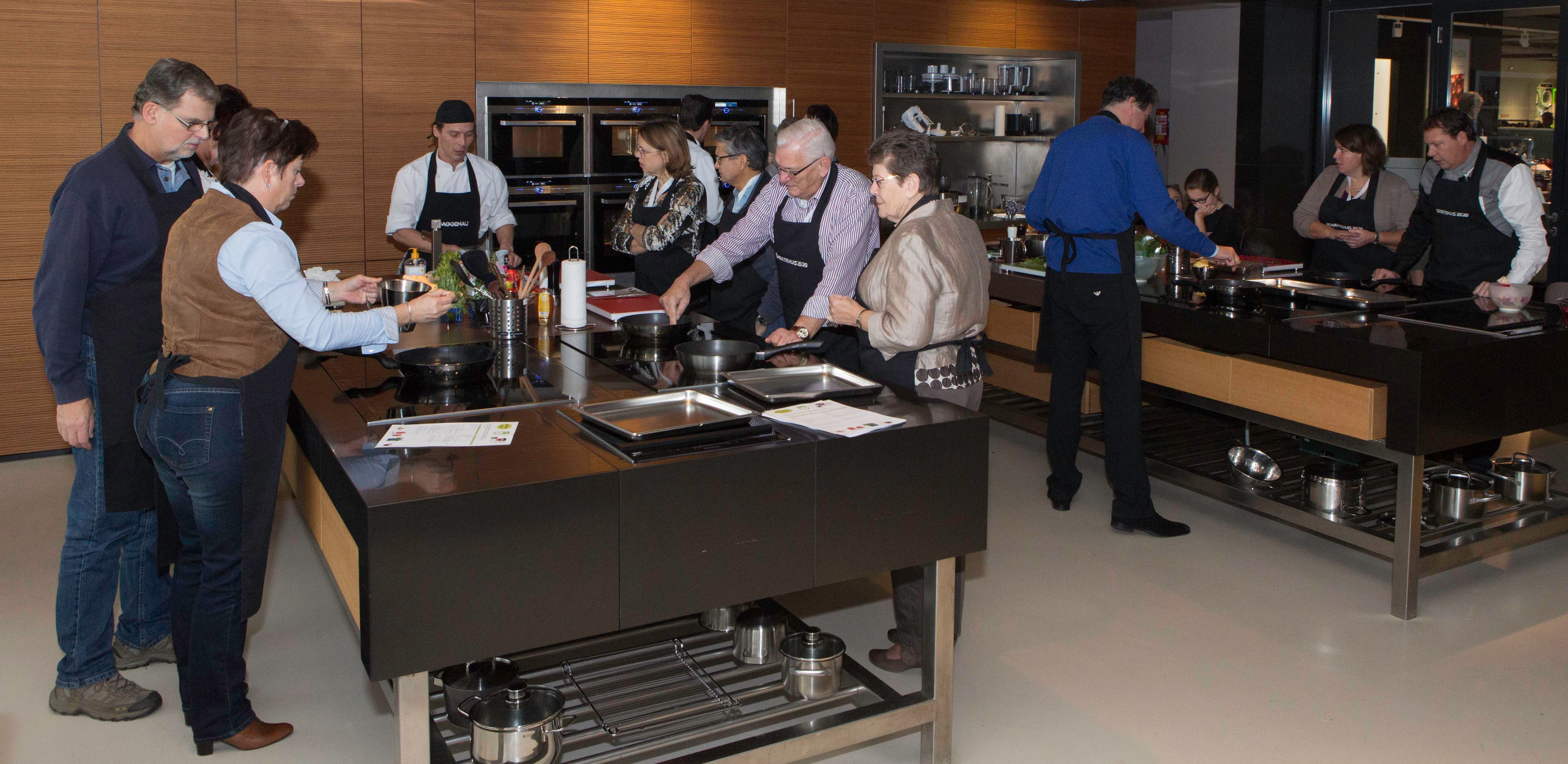 Like win een kookworkshop voor twee voorlichtingsburo for Keukenapparatuur hoofddorp