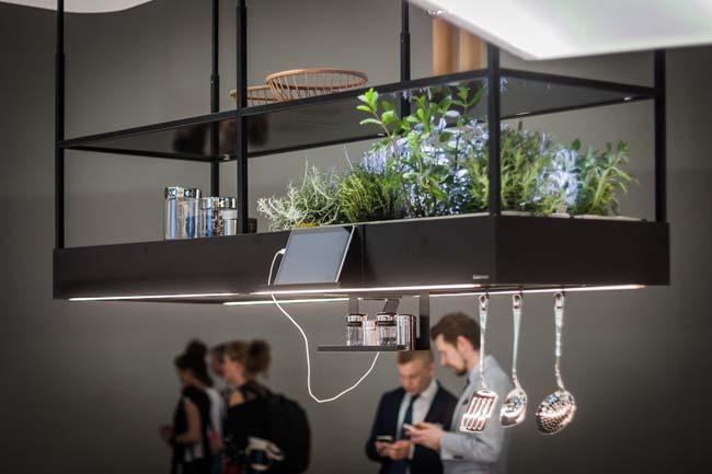 Falmec wint Good Design Award met Spazio afzuigkap