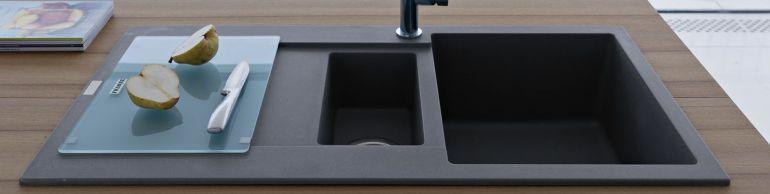 Spoelbak Keuken Onderbouw : Spoelbak uit het Zwarte Woud, ook in wit! – Voorlichtingsburo Wonen
