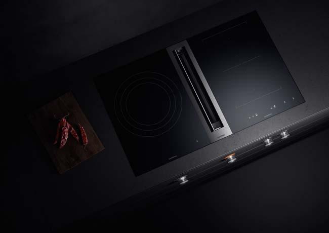 Geen culinair idee is te gek met Vario 400 Serie kookplaten