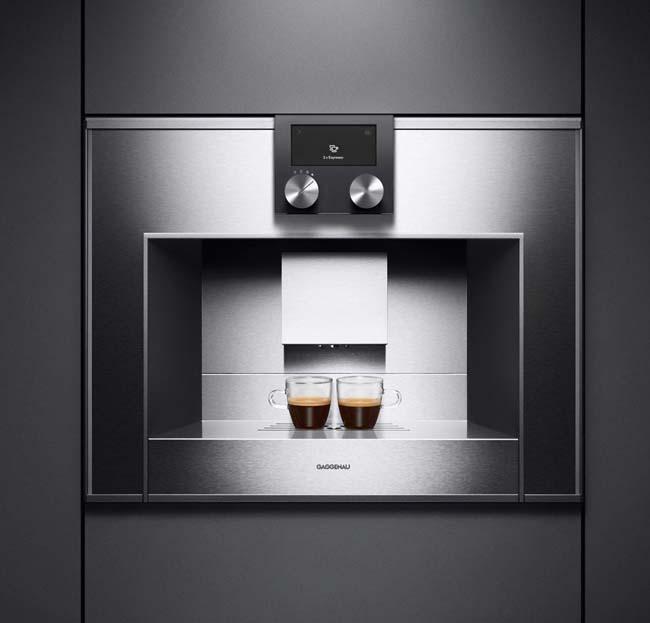 Gaggenau koffievolautomaat
