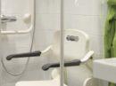 Als staand douchen lastig wordt