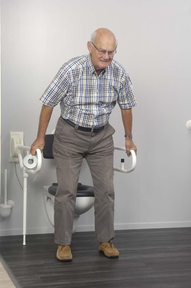 Handicare toiletbeugels