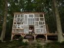 Huis van ramen