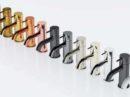 Cobber kranen in 12 kleuren
