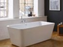 Tonic II vrijstaand bad van acryl E398101