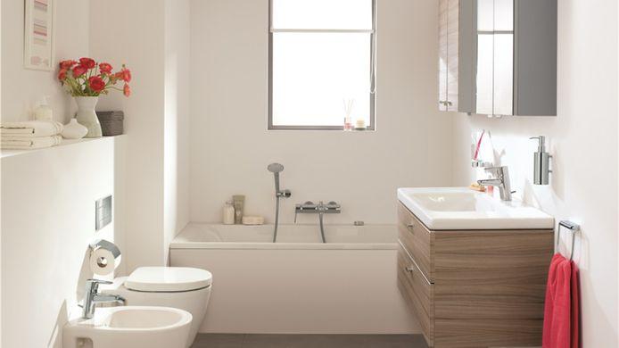Connect Space voor de kleine badkamer