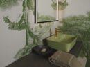 Kleurrijke wastafels van uiterst duurzame en fijne keramiek Diamatec