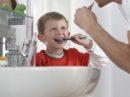 De badkamer is voor het hele gezin