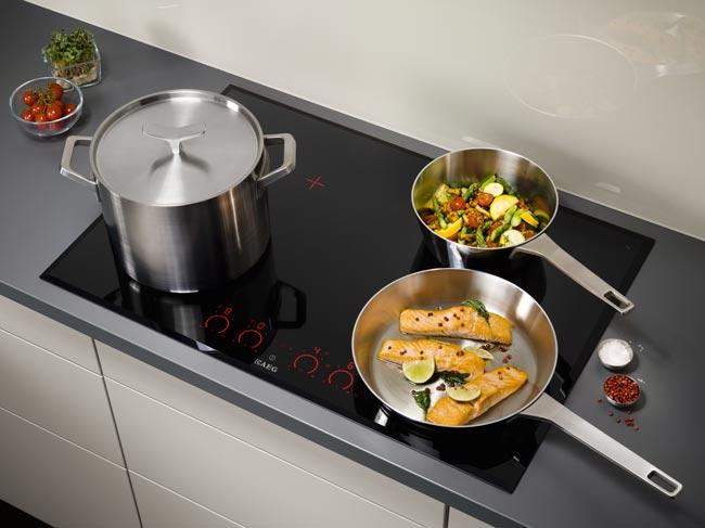 Inductiekookplaat Met Wokbrander : Inductie kookplaat turbokoken met ongekend comfort
