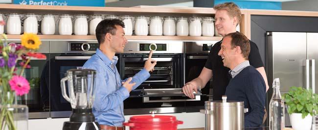 De ideale keuken begint bij de perfecte werkdriehoek