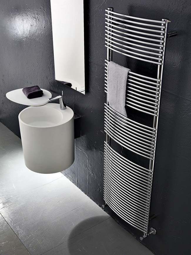 Nieuwste trends voor verwarming in de badkamer