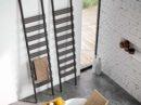 Verwarmde ladder als designradiator