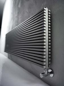 Designradiator Quadro van Instamat
