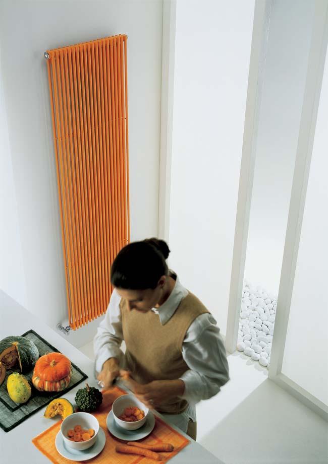 Moderne radiator Ravenna