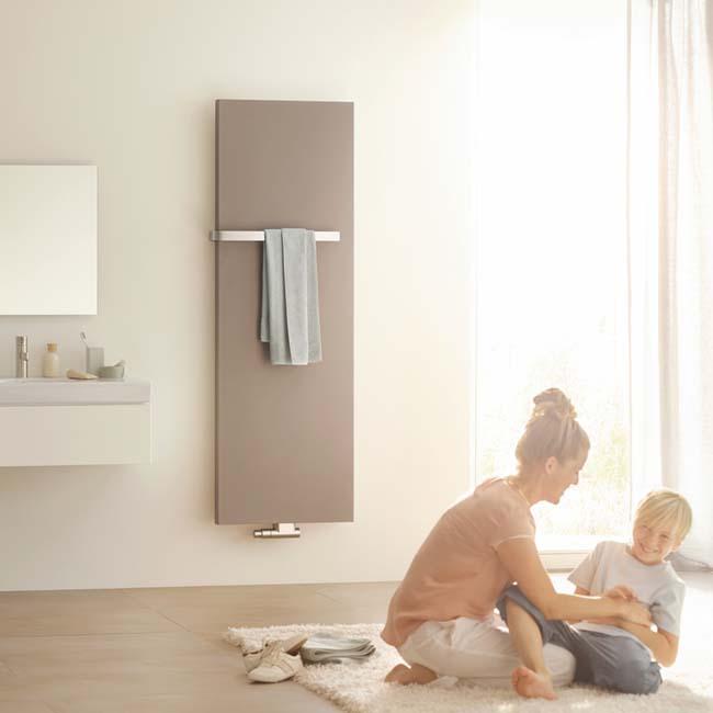 Verwarm jouw badkamer in stijl