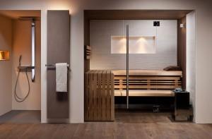 Moderne Sauna de moderne sauna - voorlichtingsburo wonen