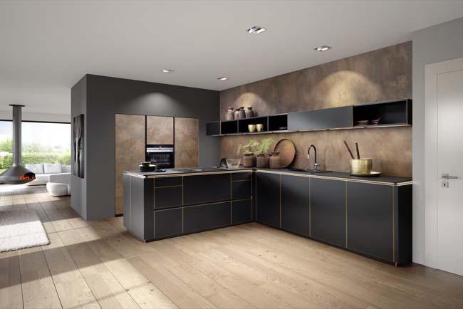 4 Moderne keukenstijlen