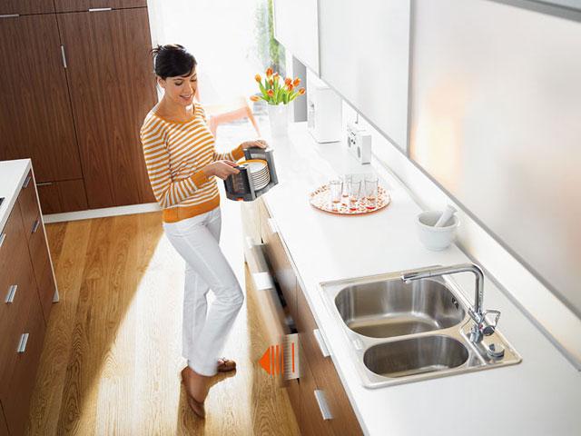 Keukenindeling en werkruimte   Voorlichtingsburo Wonen