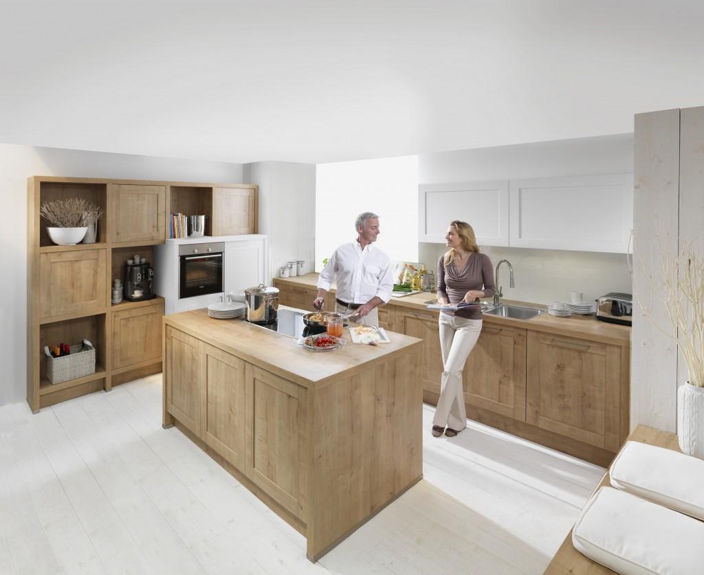 De afwerking van het keukenfront   voorlichtingsburo wonen