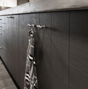 keuken van robuust hout