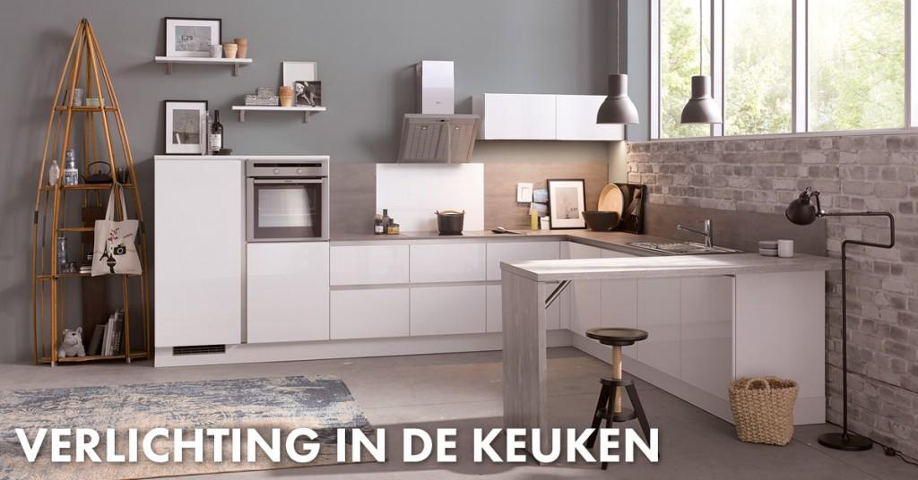 Tips voor verlichting in de keuken - Voorlichtingsburo Wonen