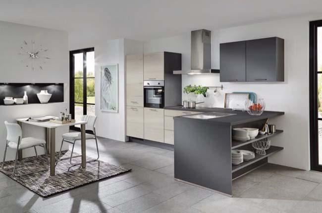 Nieuwe keuken onder 7500 euro