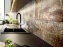 Nieuwe keukenstijl combineert industrieel met een vleugje klassiek