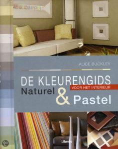 Kleurengids voor het interieur pastel en naturel