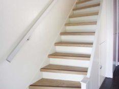 nieuwe trap in 1 dag
