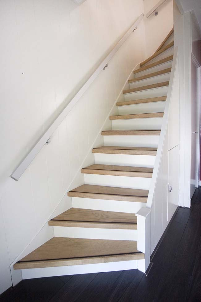 Traprenovatie nieuwe trap in 1 dag voorlichtingsburo wonen for Nieuwe trap laten plaatsen