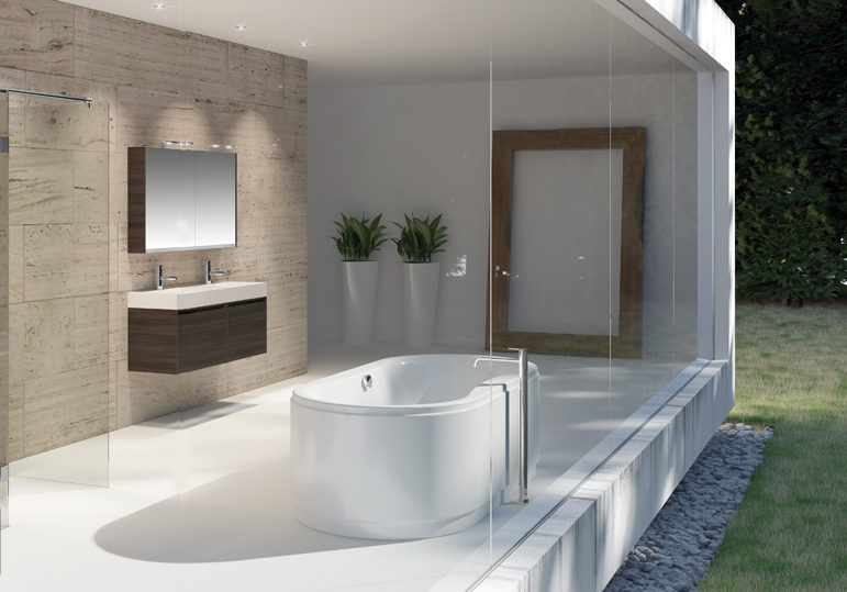 Van welk materiaal is jouw ligbad gemaakt?