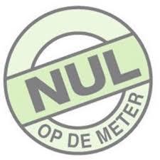 Logo nul op de meter
