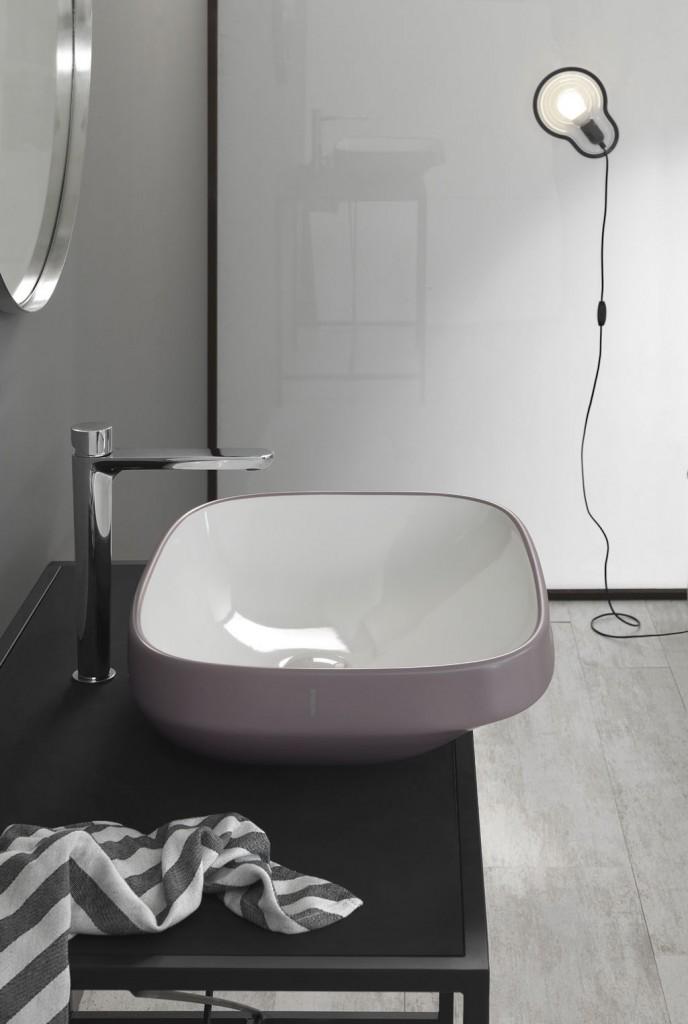 Sanitair met uniek design voorlichtingsburo wonen - Badkamer meubilair merk italiaans ...