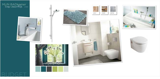 Kies jouw badkamerstijl