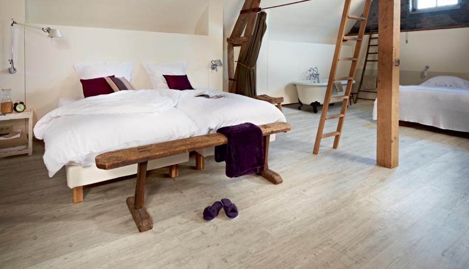 Dé vloer voor uw slaapkamer - Voorlichtingsburo Wonen
