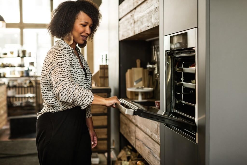 Neff ovens met Slide&Hide
