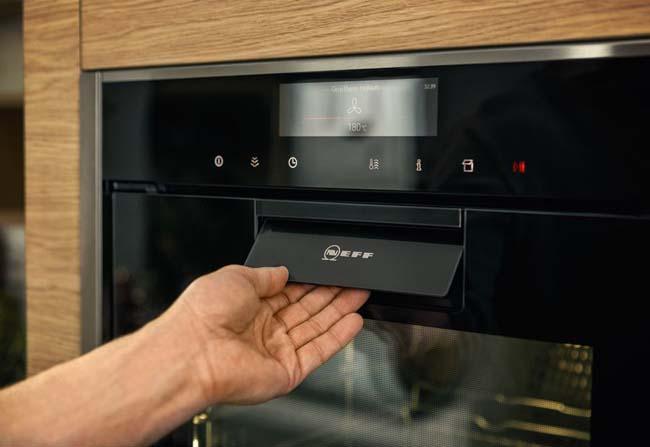 Greeploze oven voor greeploze keuken
