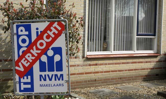 Meer mensen zetten hun woning te koop