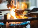 Gaskookplaat met Flame Select