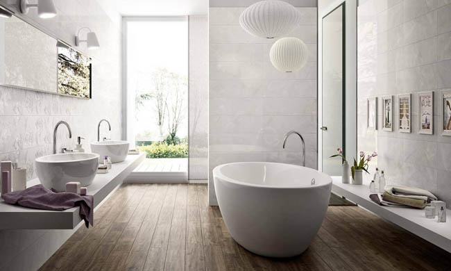 Voor welke vloer kies jij in jouw badkamer?