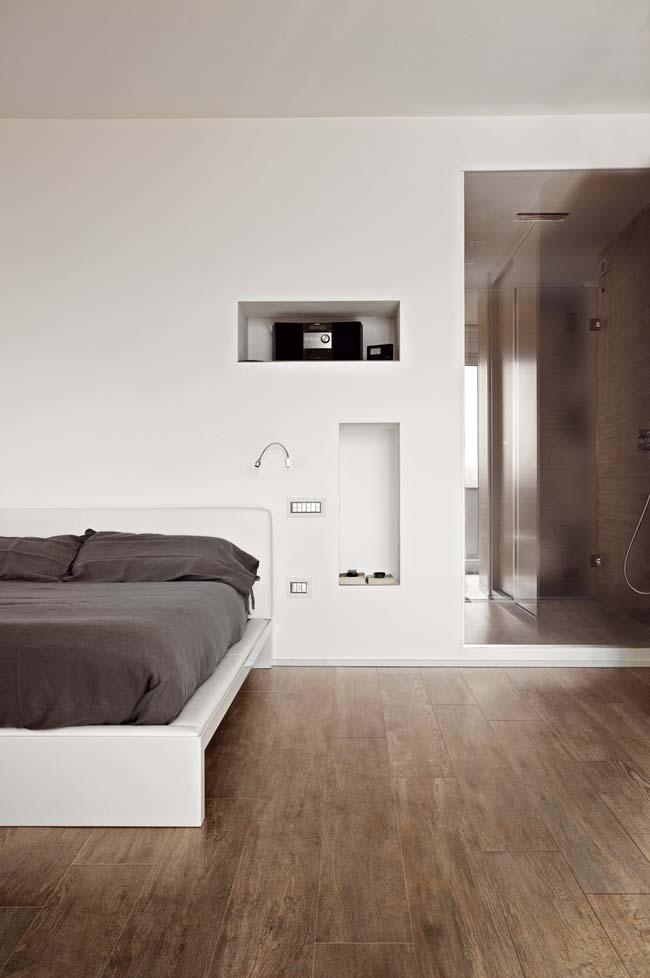 Duurzame tegelvloer in je slaapkamer