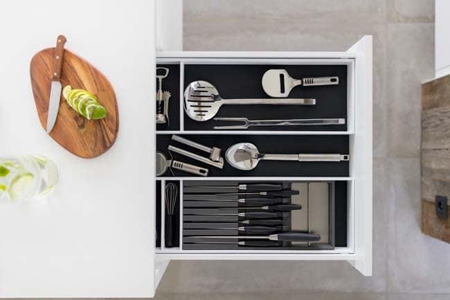 4 eenvoudige tips voor een ordelijke keuken